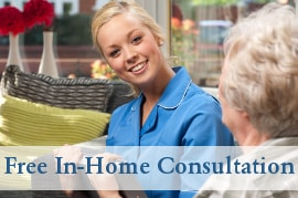 Free In Home Consultation!