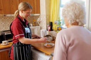 Hourly Caregiver Service