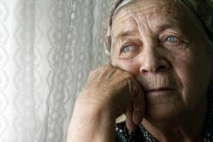 the dangers of the elderly living alone