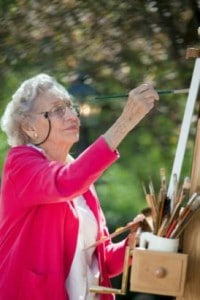 the benefits of art for seniors with parkinson's disease