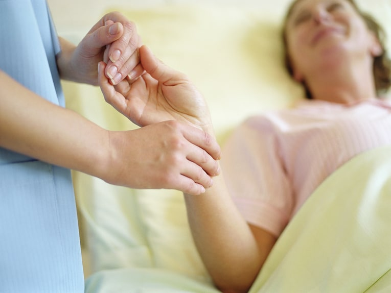 hospice care and caregivers