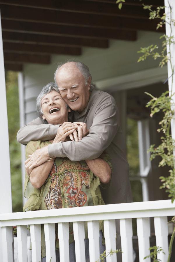 making a senior friendly home