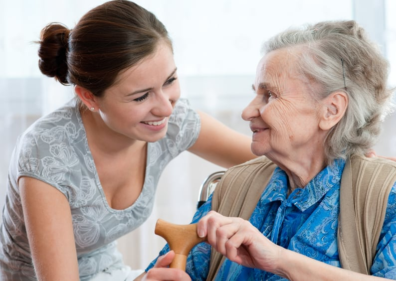 arranging breaks from family caregiving
