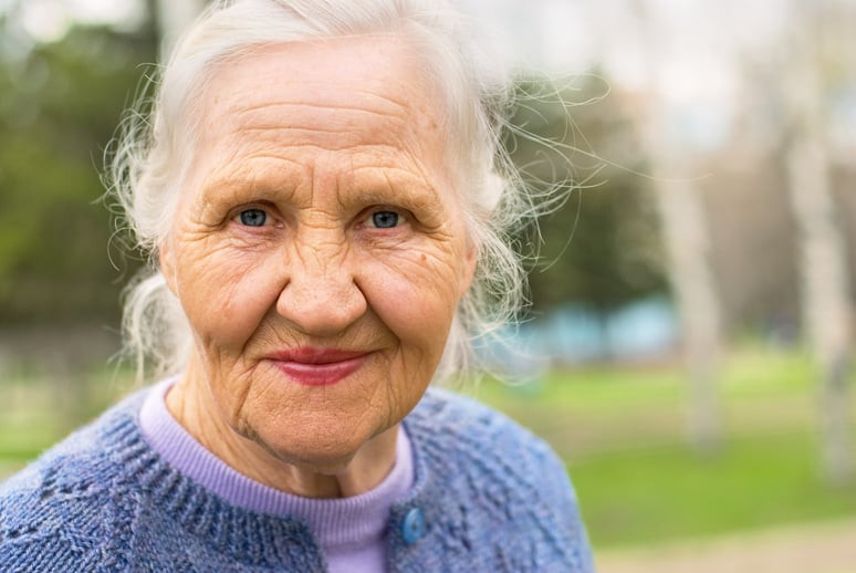 common skin conditions that affect the elderly