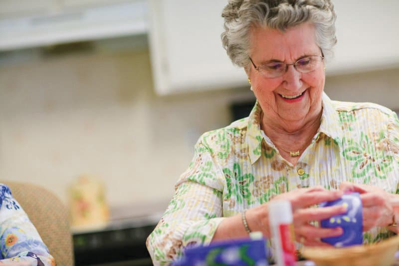 senior craft projects for fun with the elderly