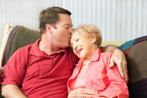 connecting with and caring for those with dementia