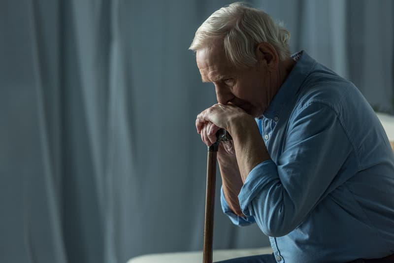 combatting depression in the elderly