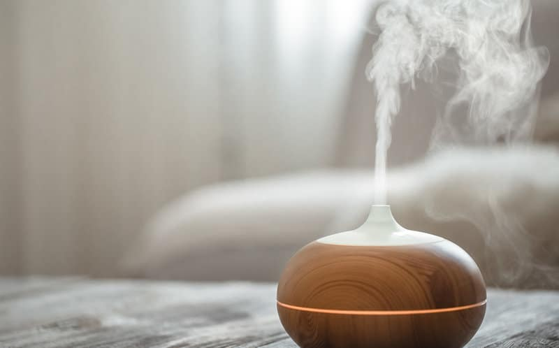 the benefits of aromatherapy on the elderly