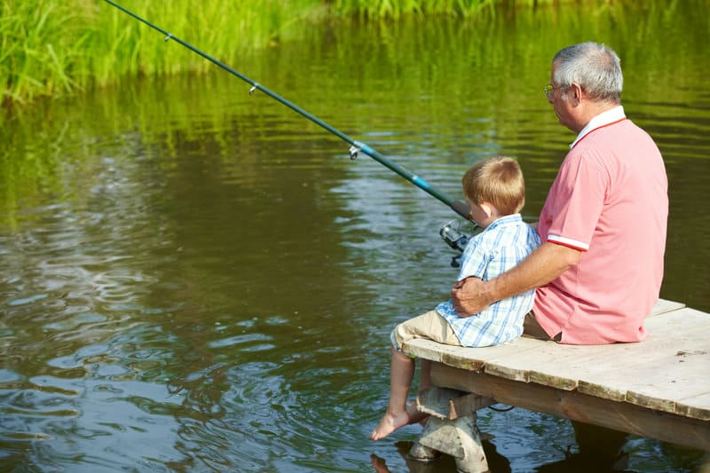 the benefits of spending time with grandparents