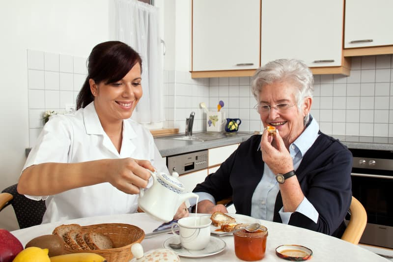 ending social isolation in seniors