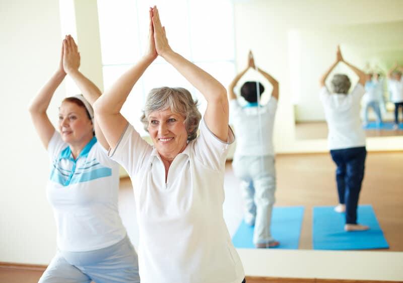 core exercises for seniors stability health
