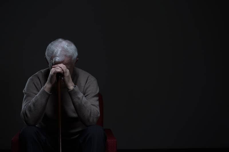 spotting signs of depression in the elderly